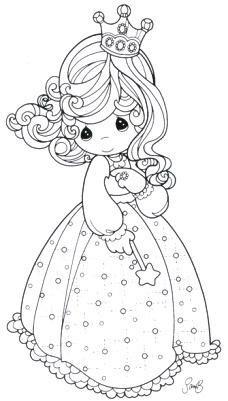 Coloriage Princesse Carnaval.Carnaval La Princesse