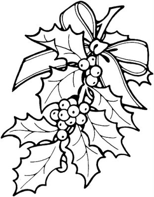 Coloriages noel for Decoration noel dessin