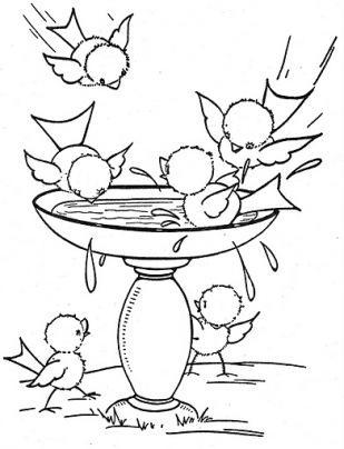 Coloriage Saison Printemps.Coloriages Saison Printemps Page 6