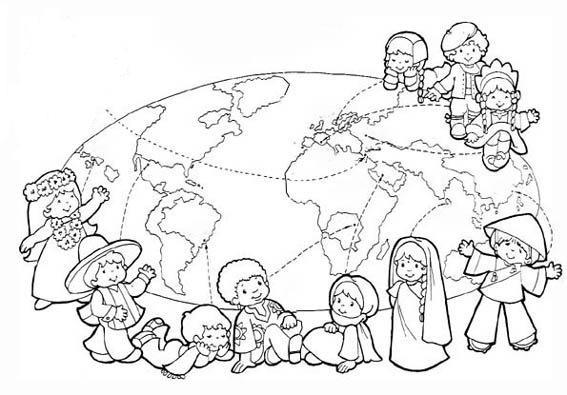 Enfants autour du monde