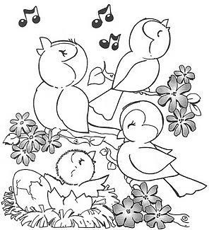 Coloriage Saison Printemps.Coloriages Saison Printemps Page 5